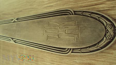 Chochla monogram KA