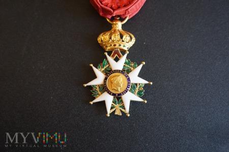 Duże zdjęcie Order Legii Honorowej: Krzyż Oficerski 1852 - 1870