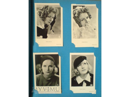 Album Okładka Marlene Dietrich Greta Garbo 11