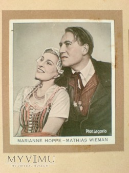Haus Bergmann Farb-Filmbilder Marianne Hoppe 91