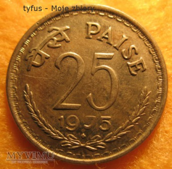 25 PAISE - Indie (1975)