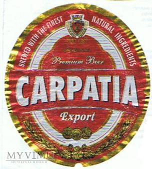carpatia export
