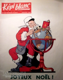 Kepi Blanc 83-Noel 1993