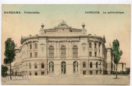 Warszawa - Politechnika - 1913