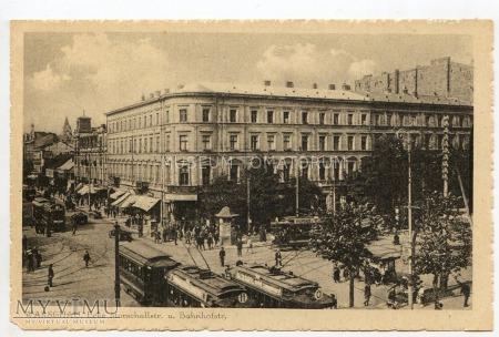 W-wa - ul. Marszałkowska - 1930/40