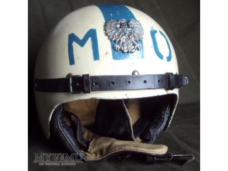 Kask motocyklowy MO