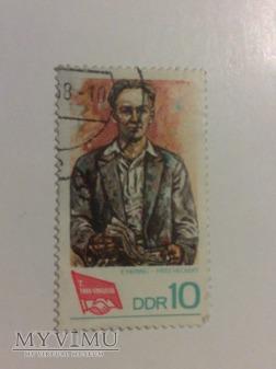 DDR znaczek nr. 47