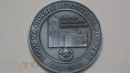 100 Lat OSP Cieszyn - Boguszowice