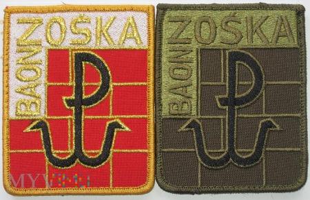 Zespół Dowodzenia JW Komandosów. Lubliniec.