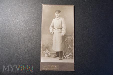 Zdjęcie w mundurze polowym