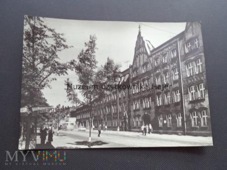 ZABRZE - Biskupiec Ulica Wincentego Pstrowskiego
