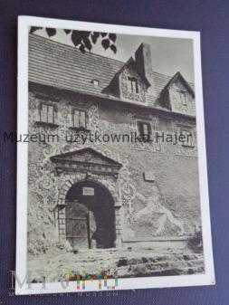 ZAGÓRZE ŚLĄSKIE Zamek Grodno - budynek z XVI w.