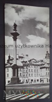 Duże zdjęcie WARSZAWA - Kolumna Zygmunta