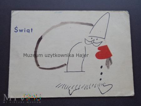Stanny Janusz Wesołych Świąt Boże Narodzenie