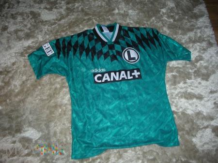 Legia 1995/1996