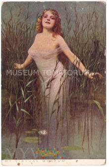 Klimes - Nimfa wodna - 1916