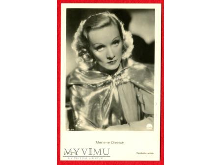 Marlene Dietrich Verlag ROSS 9852/1