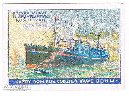 Bohm - 4x08 - Transatlantyk Kościuszko