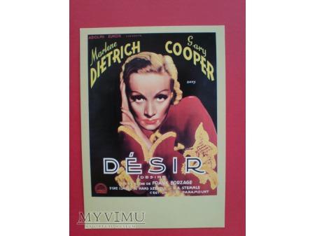 Marlene Dietrich POKUSA 1936 Frank Borzage