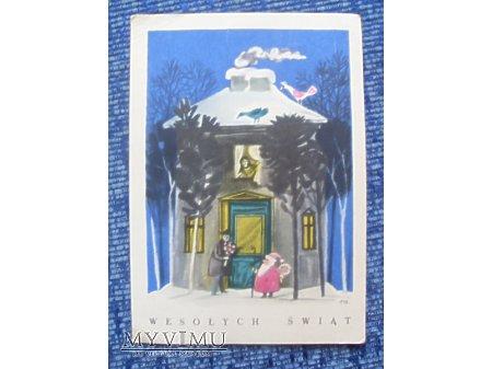 Boże Narodzenie-1963r.