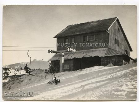 Karkonosze - Karpacz wyciąg - 1962
