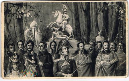 NOC LISTOPADOWA 29/XI 1830.