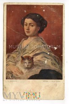 Duże zdjęcie Setkowicz - Kotek - 1919