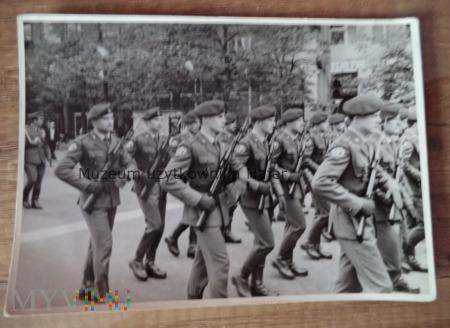 Czerwone Berety desant 1985 zdjęcie