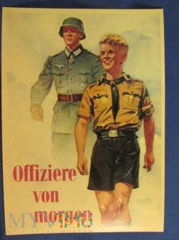 Karta pocztowa-propagandowa Wehrmachtu