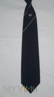 """Krawat PKP """"trumienka"""""""