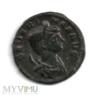 Cesarstwo Rzymskie- Ulpia Seweryna 274- 275 r