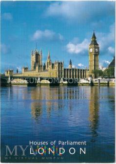 London - lata 90-te XX w.