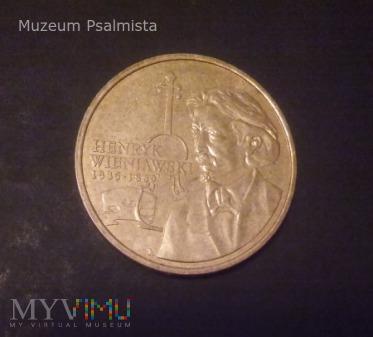 2 złote Wieniawski