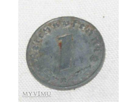 1 pfennig 1941 B Zn