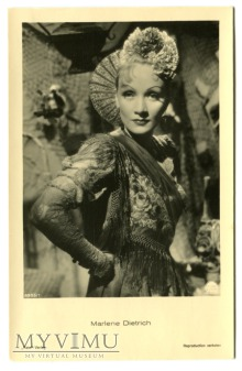 Marlene Dietrich Verlag ROSS 8995/1