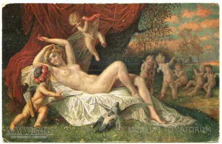 Heinrich Rettig - Budząca się Venus