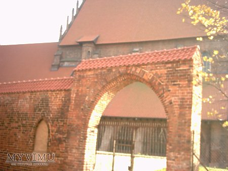 Klasztor NMP. (ul.Kuśnierska).