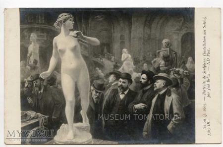 Belon - Wystawa Rzeźb