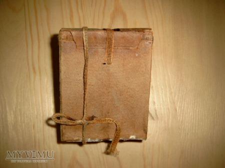 Rosyjskie pudełko na amunicję.