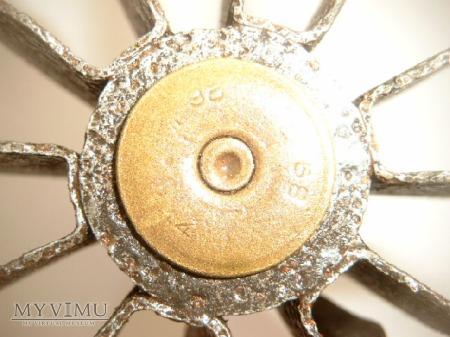 Lotka radzieckiego granatu 122mm.
