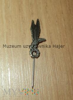 Odznaka skoczka spadochronowego miniaturka gapa