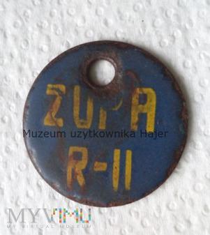 """ZUPA R-II marka na posiłek górniczy """"Flaps"""""""