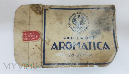 Papierosy AROMATICA PMT - pudełko