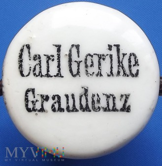 Carl Gerike Graudenz