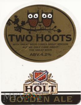 Joseph Holt YWO HOOTS