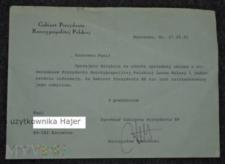 Gabinet Prezydenta Rzeczypospolitej Polskiej
