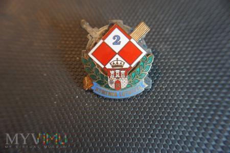 Odznaka Komenda Lotniska Radom Nr:020