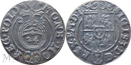 Półtorak 1624 Bygdoszcz