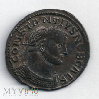 Cesarstwo Rzym.- Konstancjusz I Chlorus 301- 303 r