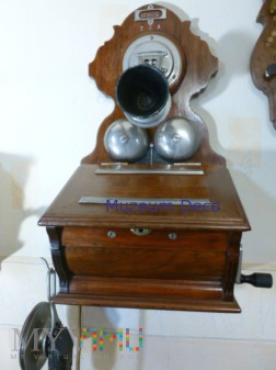 Telefon Niemiecki OB 03